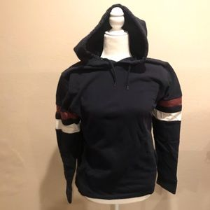 Very good condition navy blue hoodie